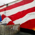 Mural Adds Color, Patriotism to Landscape